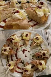 il bagel pizza